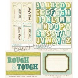 Embellishment Pack - Rough & Tough_10177