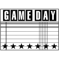 Stamp - Sports - Game Day_10597