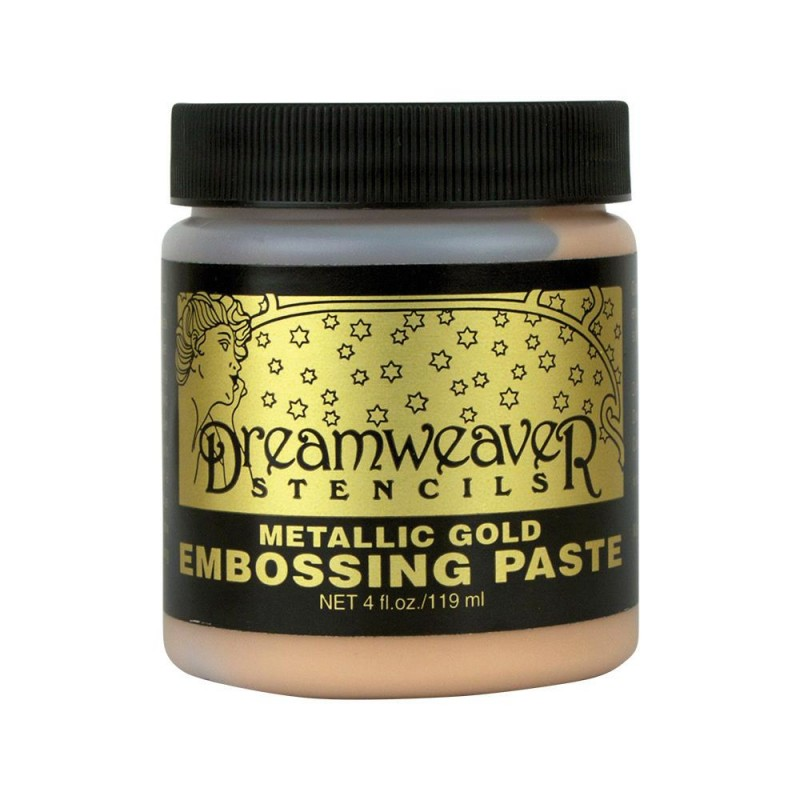 Embossing Paste - Gold_11245
