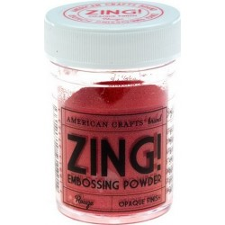 ZING! Embossing Powder - Rouge