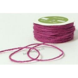 Burlap String - Grape