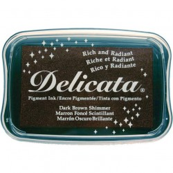 Delicata - Dark Brown Shimmer_12397
