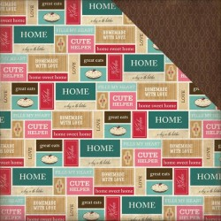 Home Sweet Home - Kitchen Labels_14449