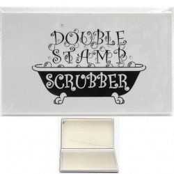 Double Stamp Scrubber_14569