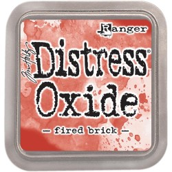Distress Oxide - Fired Brick