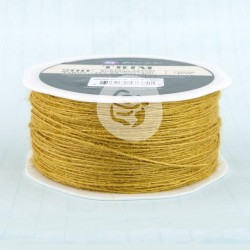 Jute Trim 1mm - Straw