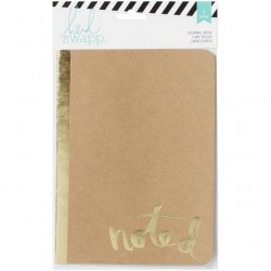 Wanderlust Journal - Kraft Foil_16705
