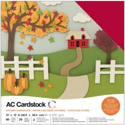 Autumn Cardstock Pack