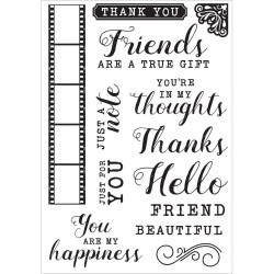 Keepsake - Clear Stamps_18325