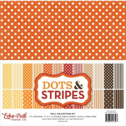 Fall Dots & Stripes...
