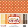 Fall Dots & Stripes Collection Kit_1945