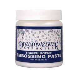 Embossing Paste - translucent