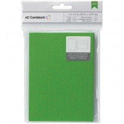 Cards & Envelopes - Grass_21325