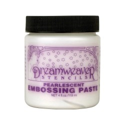 Embossing Paste - Pearlescent