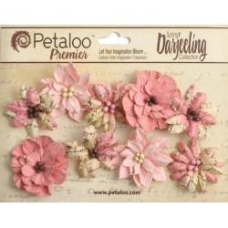 Paper Wild Blossoms - Pink