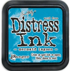 Distress Ink Pad - Mermaid Lagoon_27553