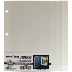 EZMount Stamp Storage Panels_27769