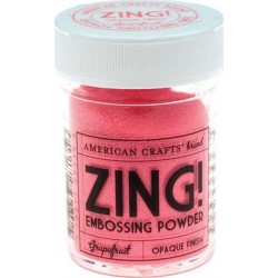 ZING! Embossing Powder - Grapefruit_28381