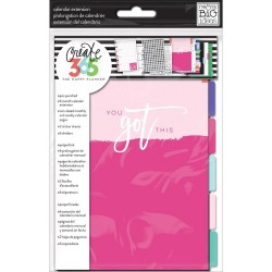 MINI Planner Extension Pack - 6 Month_2893