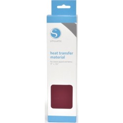 Smooth Heat Transfer - Maroon_30217