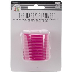 Planner Discs - pink - large_31213