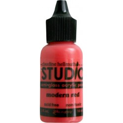 Studio Acrylic Paint - Modern Red_32125