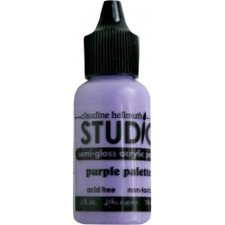 Studio Acrylic Paint - Purple Palette_32173