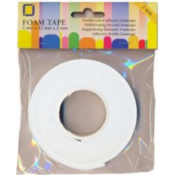 Foam Tape 12x2mm
