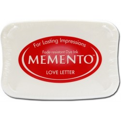 Memento Ink Pad - Love Letter_35617