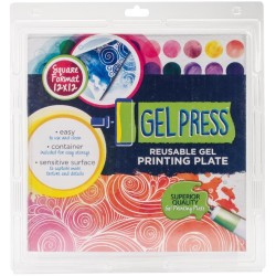 "PolyGel Gel Plate 12""x12""_38029"