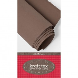 Kraft-Tex Kraft Paper Fabric - chocolate_38197