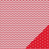 Basics - Red Chevron