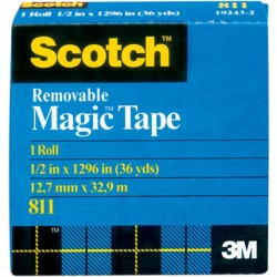 Scotch Removable Roll