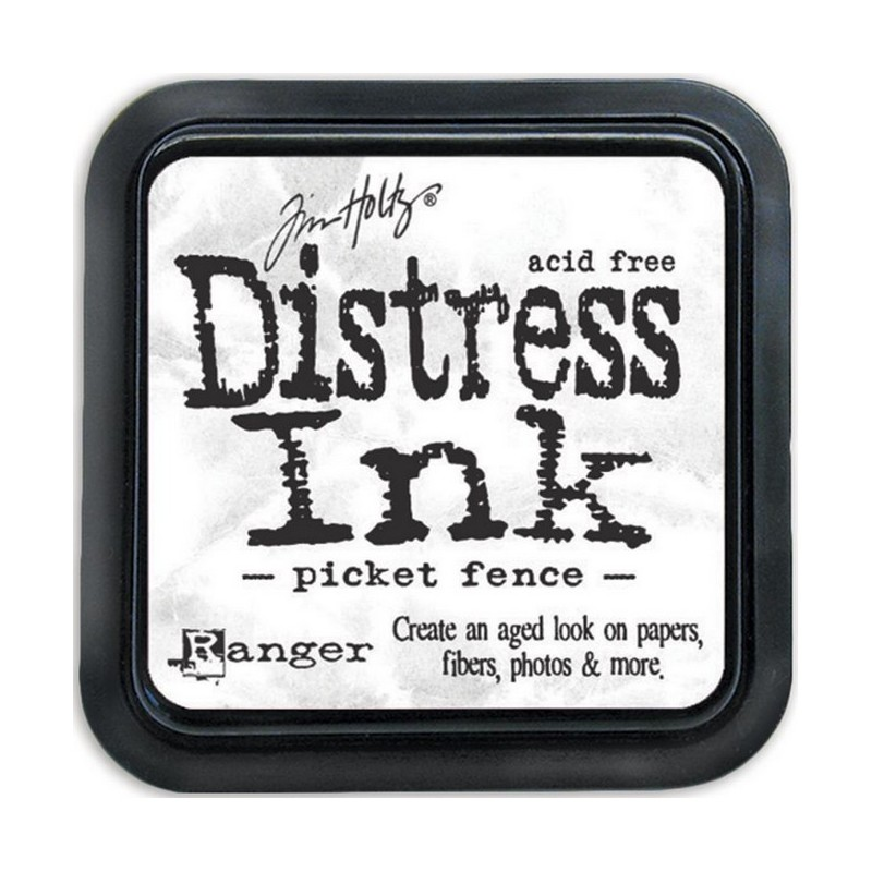 Distress Ink Pad - Picket Fence_40789