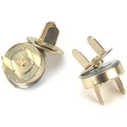 "Magnetic Closure 3/4"" - Brass_4105"