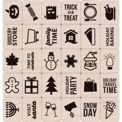 Holiday Planner Icons