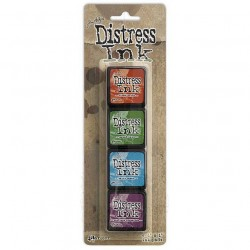 Distress Mini Ink Pads...