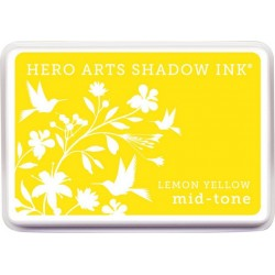 Midtone Ink Pak - Lemon Yellow