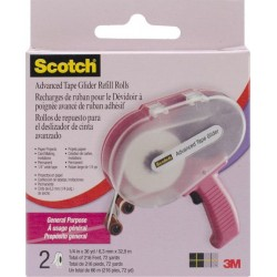 Scotch Advanced Tape Glider General Purpose Refill_46573