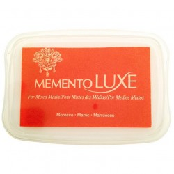 Memento Luxe Ink Pad - Morocco