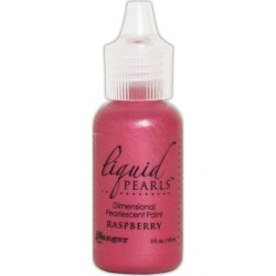 Liquid Pearls - Raspberry