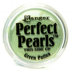Perfect Pearls - Green Patina_51517
