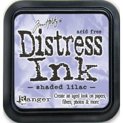 Distress Ink Pad - Shaded Lilac_53233