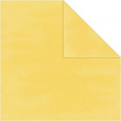 Buttercup - Double Dot Cardstock_53605