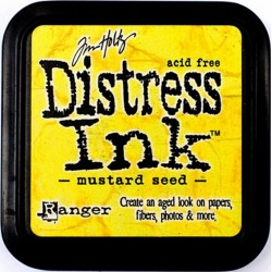 Distress Ink Pad - Mustard...