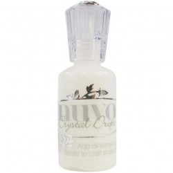 Nuvo Crystal Drops - Gloss White_54301