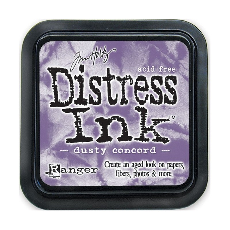 Distress Ink Pad - Dusty Concord_5509