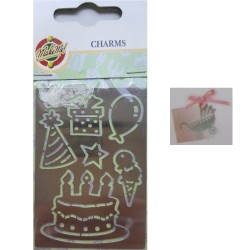 Charms - Birthday