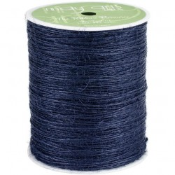 Burlap String 1mm - Navy