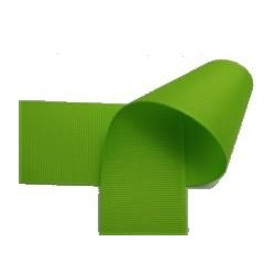 "Grosgrain 3/8"" - New Chartreuse_6109"